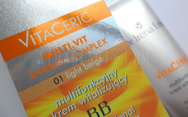 Dr Irena Eris, VitaCeric, Multifunkcyjny krem witalizujący BB