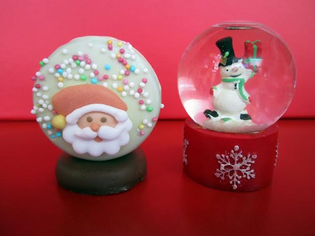 galletas oreo navidad