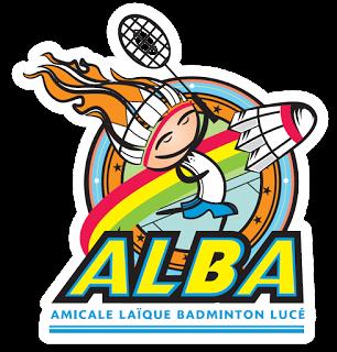 Logo badminton
