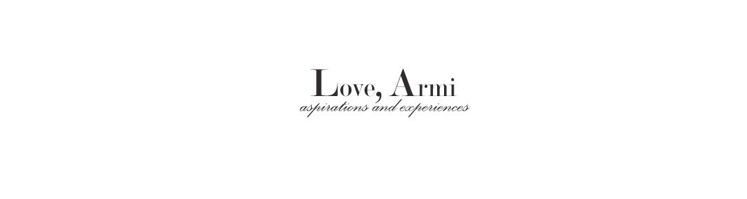 Love, Armi