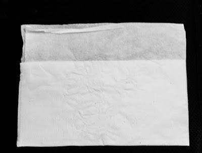 napkin, tissue