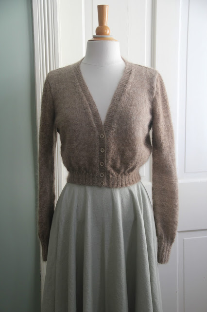 Kim Hargreaves Honesty Cardigan
