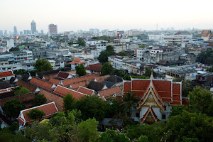 О бесцельном брождении по улочкам Бангкока