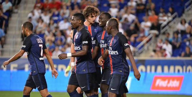 Highlights PSG 4 – 2 Fiorentina (International Champions Cup)