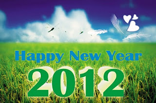 2012 Greeting Cards, Happy New Year 2012 Greetings Cards