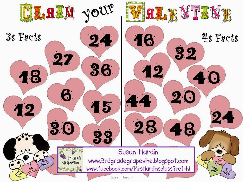 http://www.teacherspayteachers.com/Product/Claim-Your-Valentine-553241
