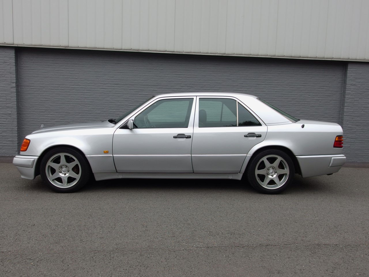 1993 mercedes benz w124 500e benztuning for 1993 mercedes benz 500 class