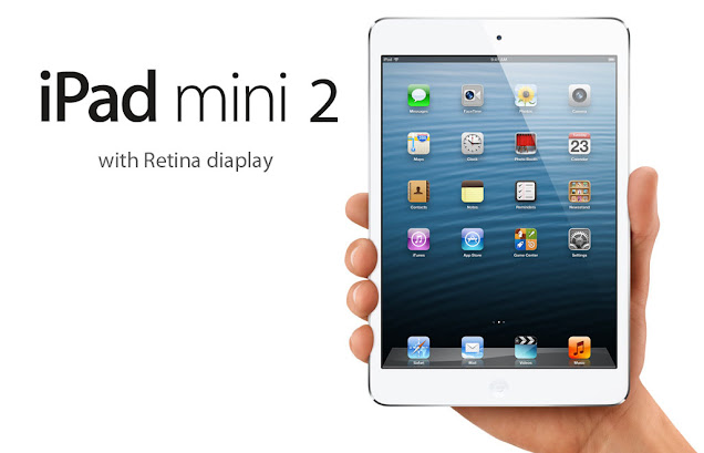 Apple iPad Mini 2 Release Date, Price and Specs with Retina Display