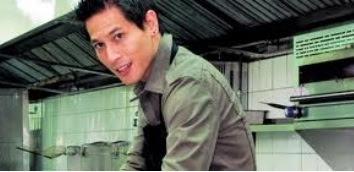Chef Juna Rorimpandey Master Chef Indonesia