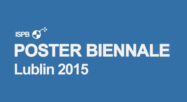 Logo ISPB Międzynarodowe Biennale Plakatu