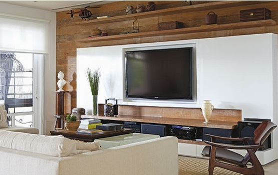 Home Theater E Sala De Tv ~ Home Theater Estilosos
