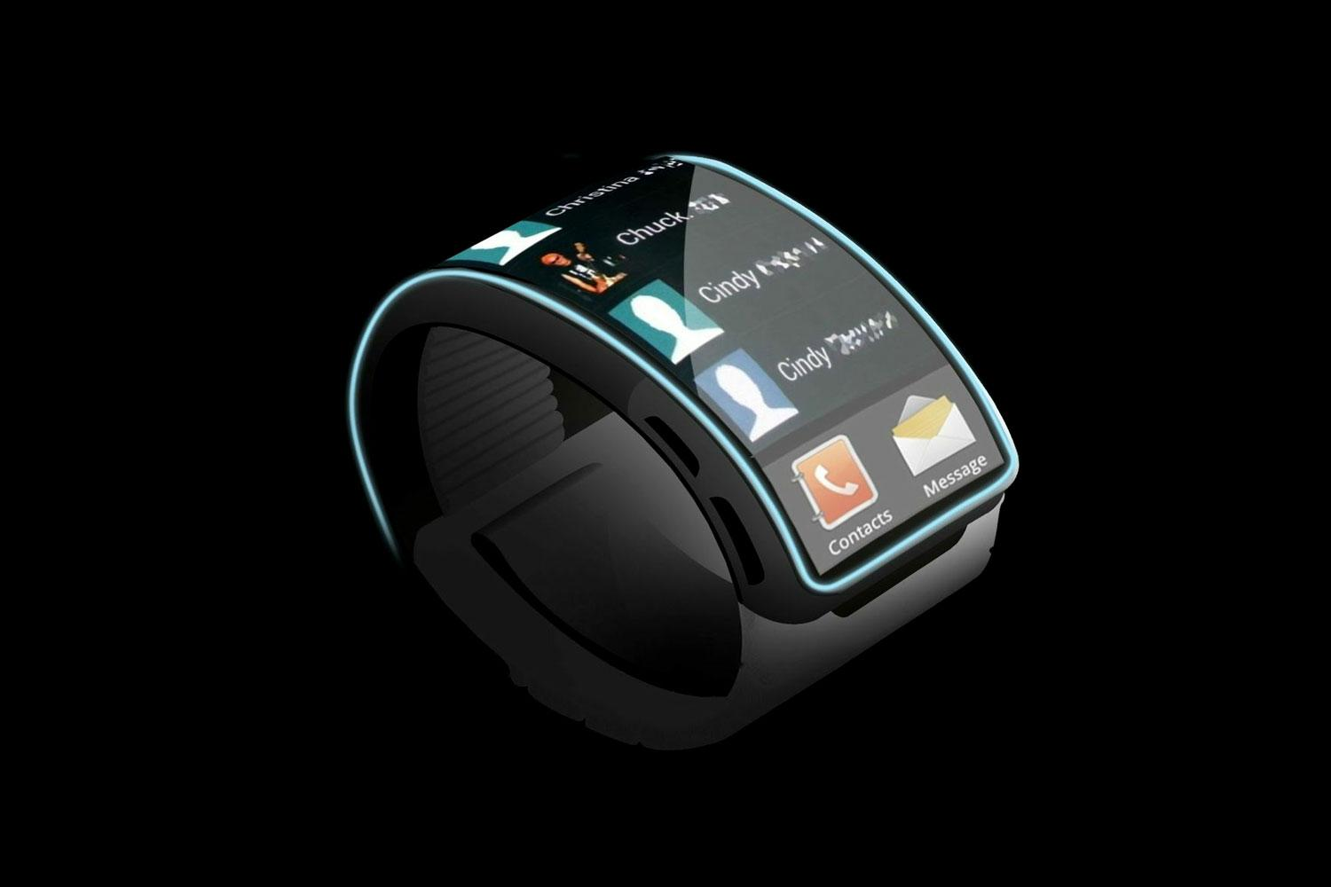 Samsung Galaxy Gear smartwatch ~ SCIENCE AND TECHNOLOGY