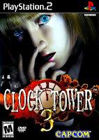 CLOCK TOWNER 3 PS2