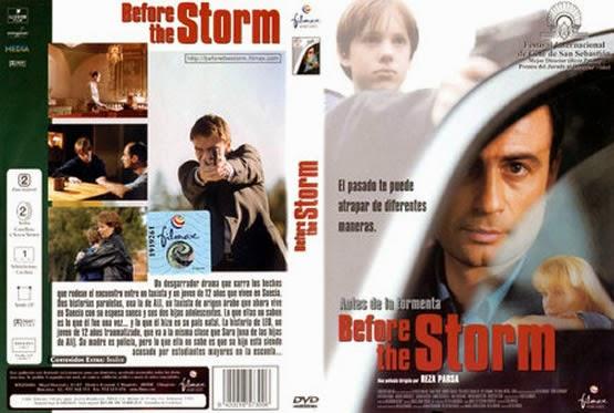 Перед бурей / Före stormen / Before the Storm. 2000.