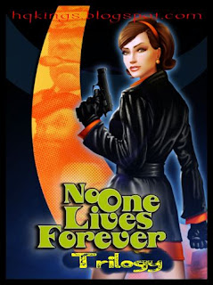 No One Lives Forever PC TRILOGY