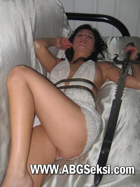 foto tante hot bikin horny