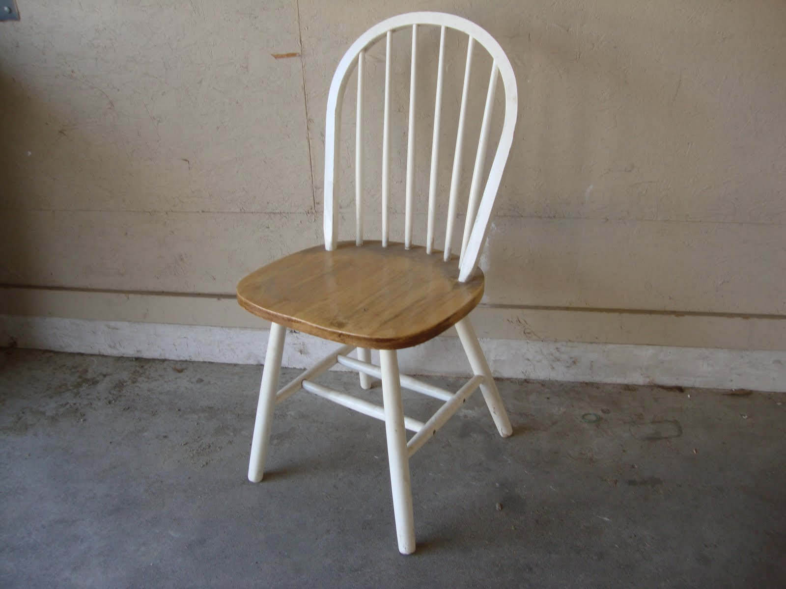 Amazing Grays Painted Farmhouse Chairs