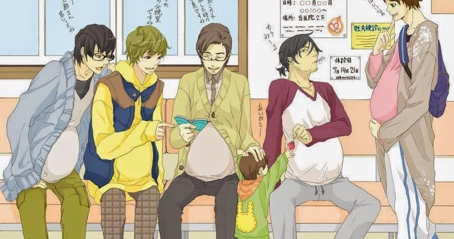 Фанфики в которых мужская беременность