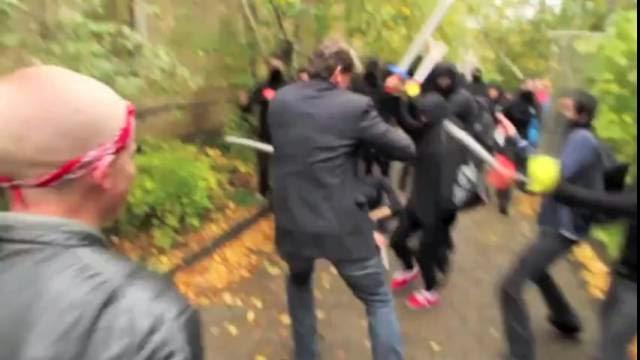 Combat contre un ninja, Que feriez vous si un ninja vous proposait de le battre