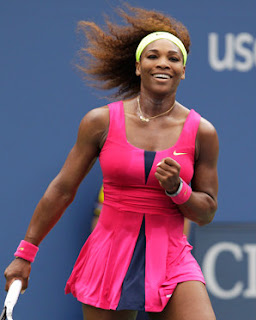 how to get a body like serena williams