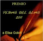 """PREMIO """" Pluma del Alma """""""
