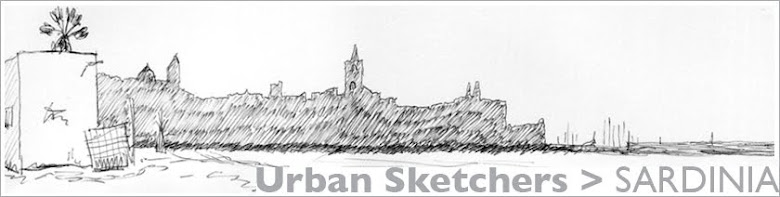 Urban Sketchers Sardinia
