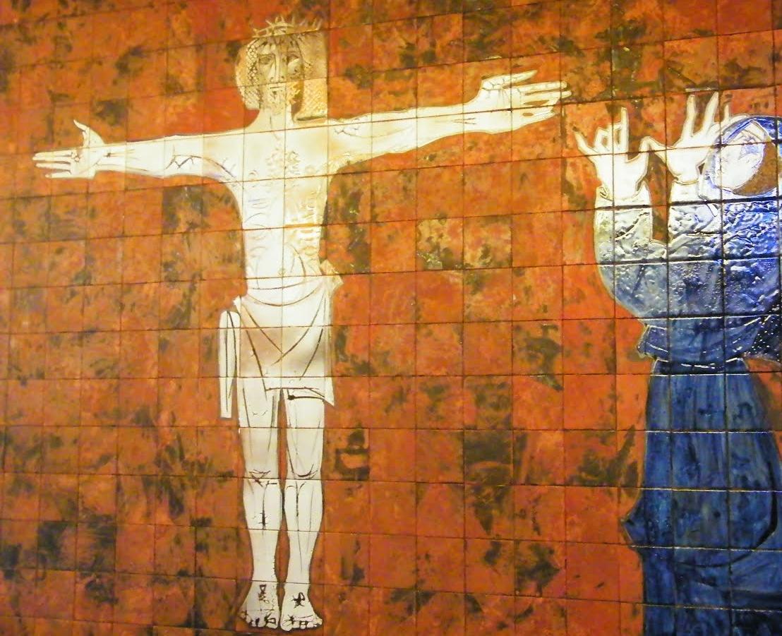 1962 - JORDI BONET - ÉGLISE CHRIST-ROI  - MONCTON NB