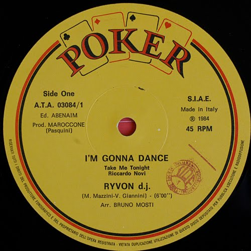 Ryvon DJ Im Gonna Dance Take Me Tonight
