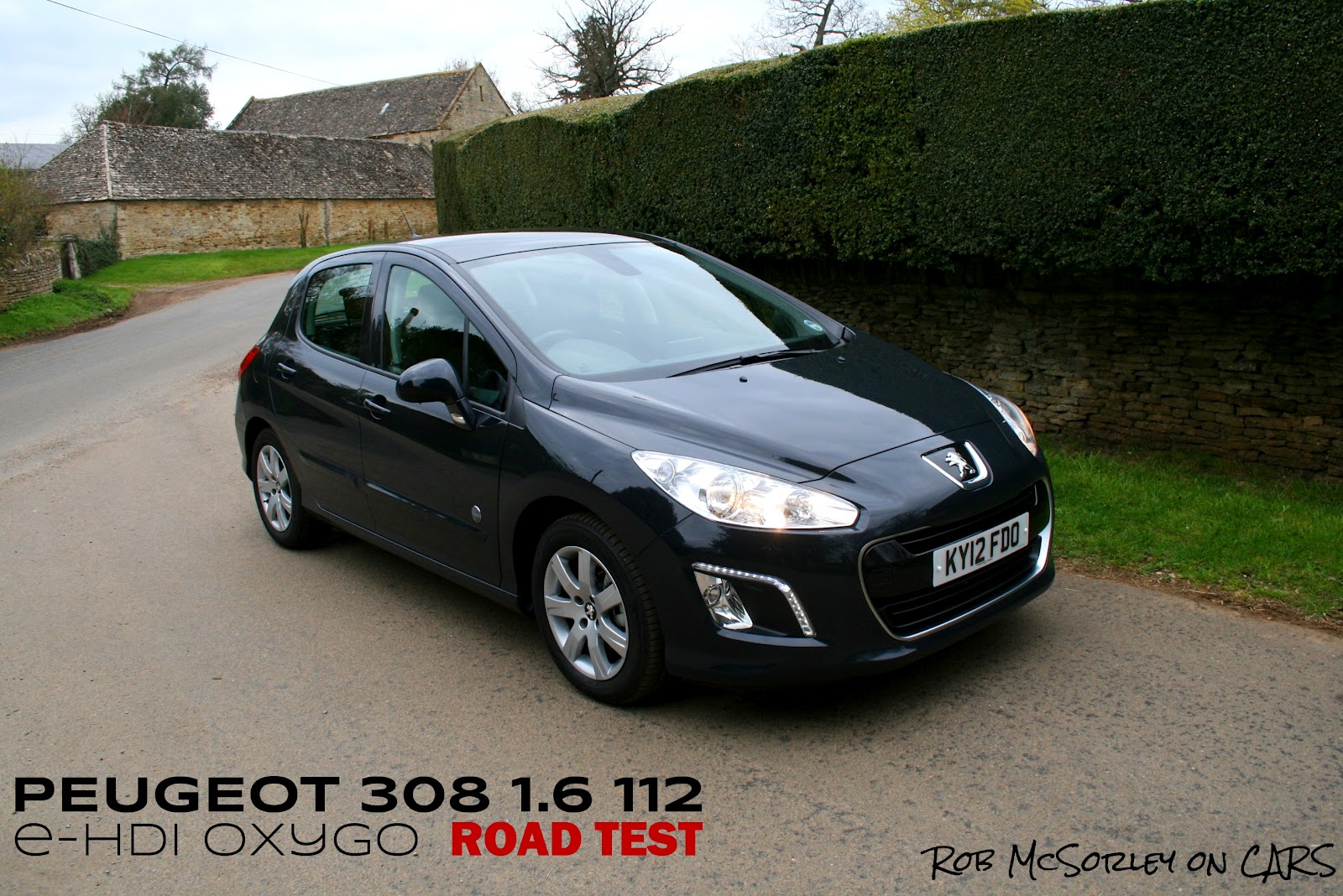 robmcsorleyoncars 2012 peugeot 308 full road test. Black Bedroom Furniture Sets. Home Design Ideas