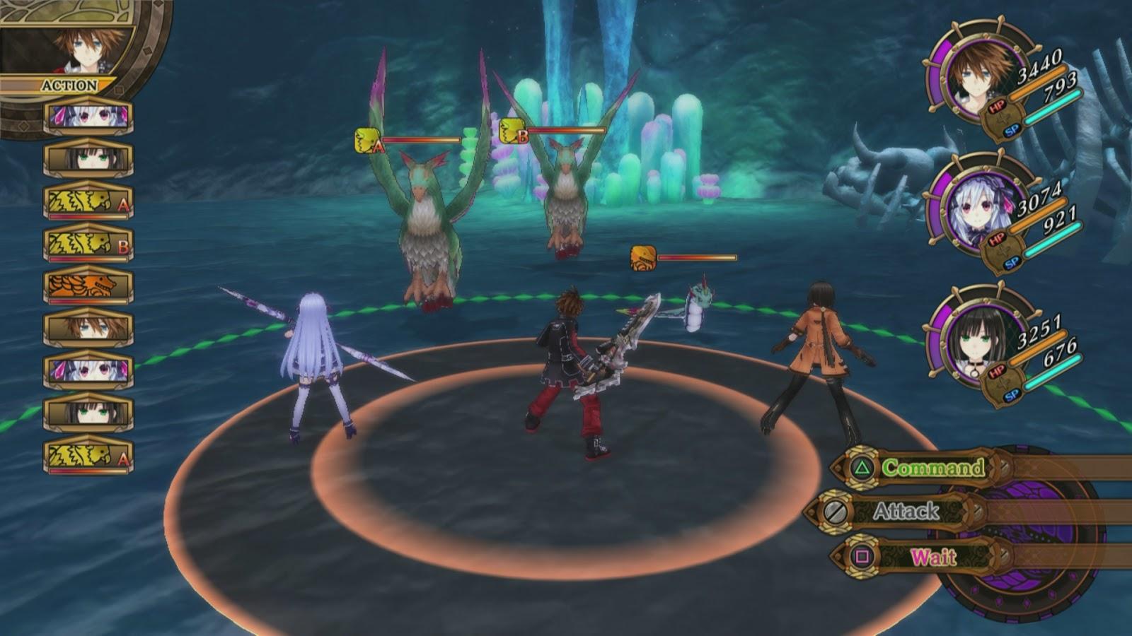 fairy fencer f advent dark force pc walkthrough