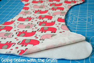 make your own cloth diapers tutorial part 1