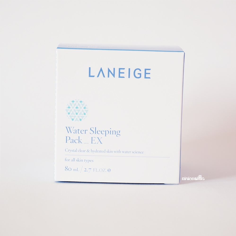 Laneige Water Sleeping Pack_Ex