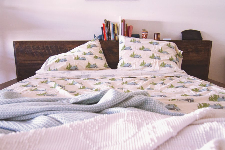 Mint + Varnish: holiday sheets