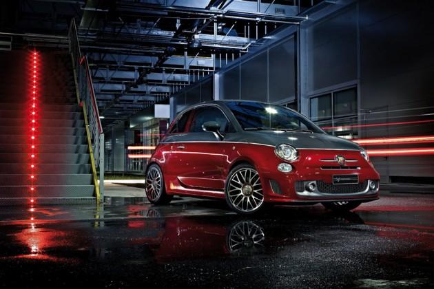 Fiat Abarth 595 Turismo and 595 Competizione 3