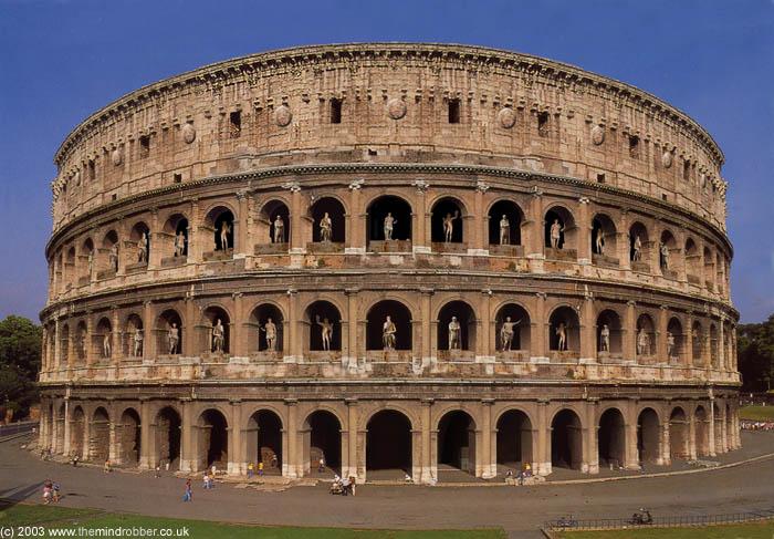 roman architecture games