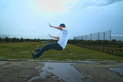 Levitasi Fotografi