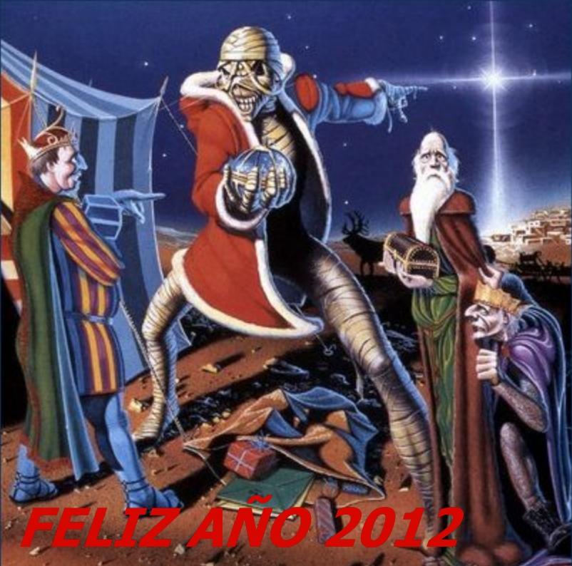 new feliz año 2012