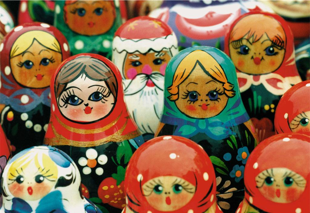 Nesting Doll Project: What is the Nesting Doll Project?