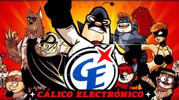 Calico Electrónico-La Serie Flash 5ª Temporada