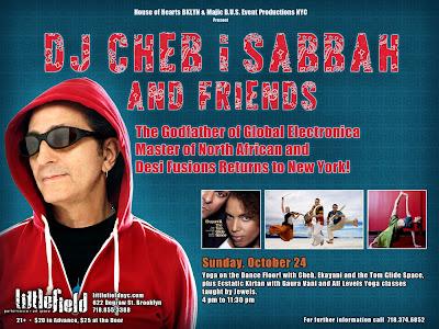 DJ Cheb i Sabbah