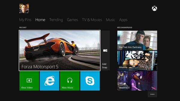 Xbox One Live