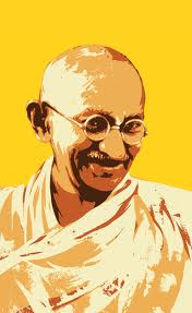 Essay about mahatma gandhi