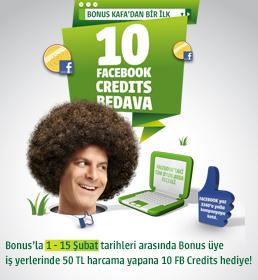 Offre Bonus Facebook