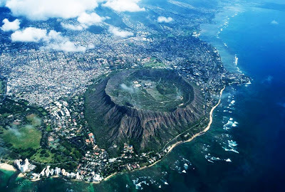 Cratera Diamond Head – Havaí