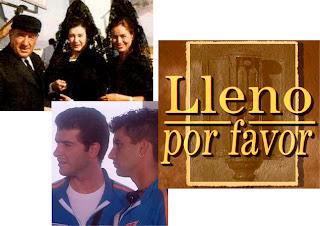 Imágenes de la serie de Antena 3 'Lleno, por favor'
