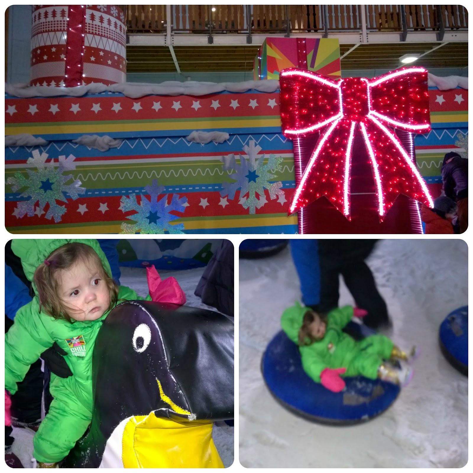 Mini Moose Land Chill Factore Christmas 2014