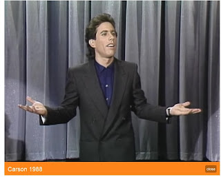 Jerry Seinfeld, Johnny Carson, Comedian, Stand-up