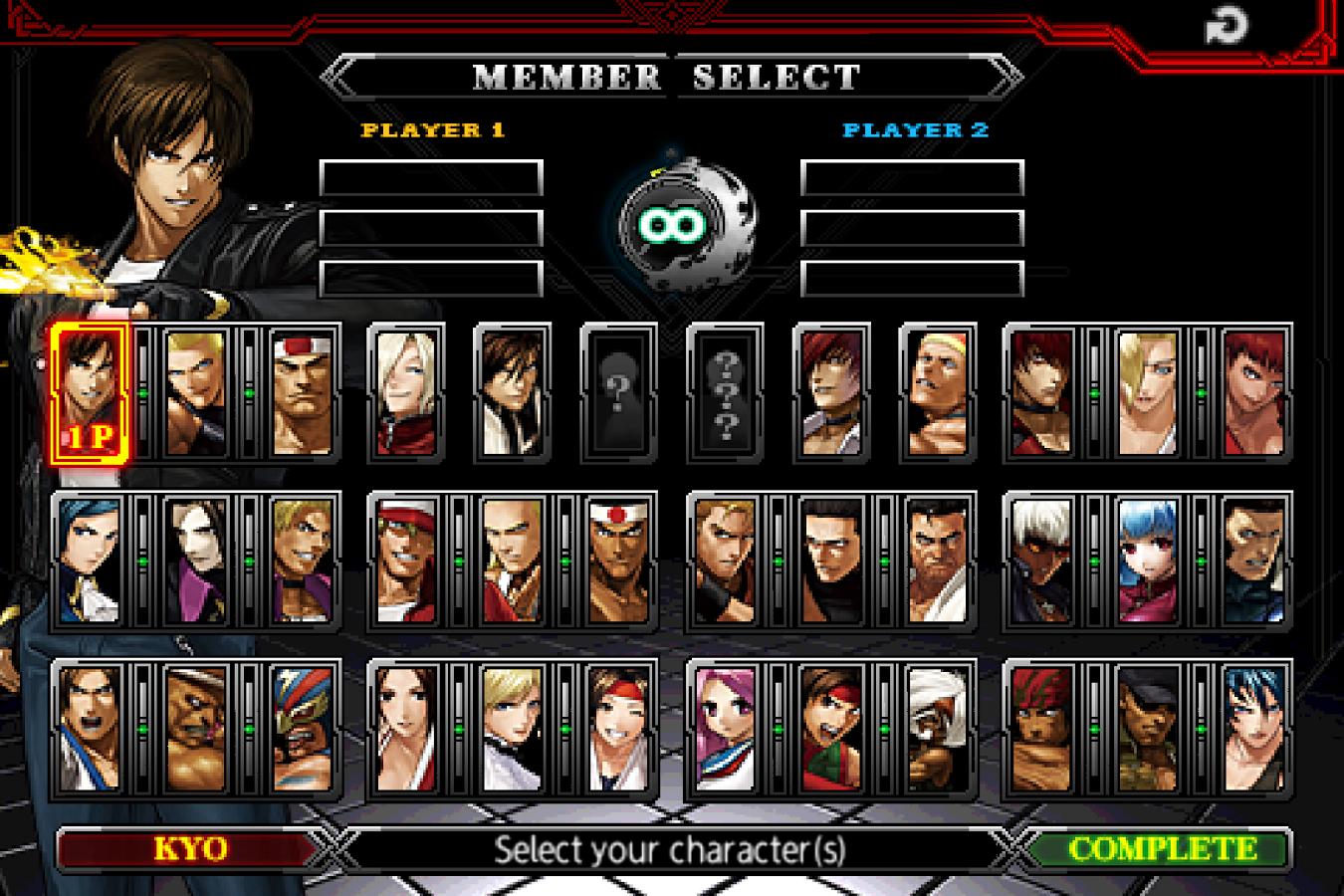 এন্ড্রয়েড গেমস সমগ্র ০১:: King Of Fighters 2012 A(ডাউনলোড লিঙ্ক সহ)