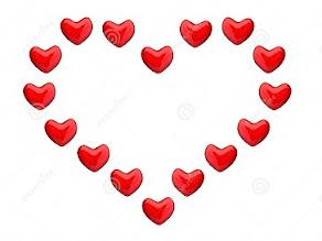 Feliz día de San Valentín !!!!