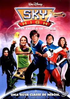 Assistir Super Escola de Heróis Dublado Online HD